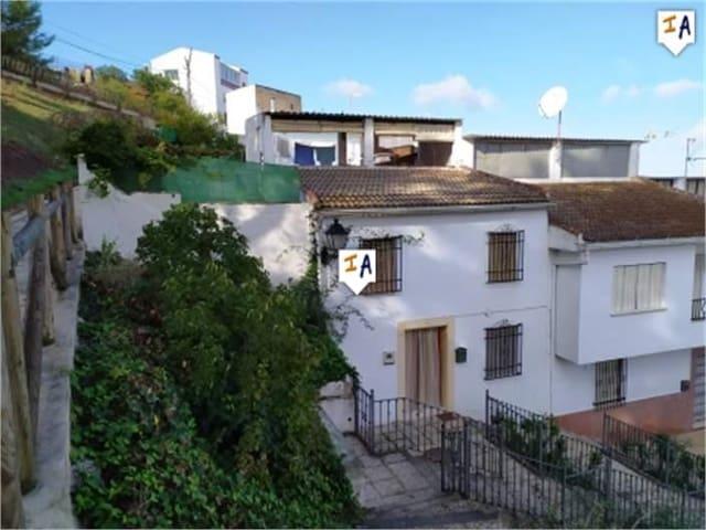 4 bedroom Townhouse for sale in Cuevas Bajas with pool - € 88,950 (Ref: 4895768)