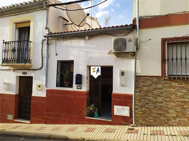 Chalet de 2 habitaciones en Villanueva de Algaidas en venta con piscina - 89.000 € (Ref: 5485365)