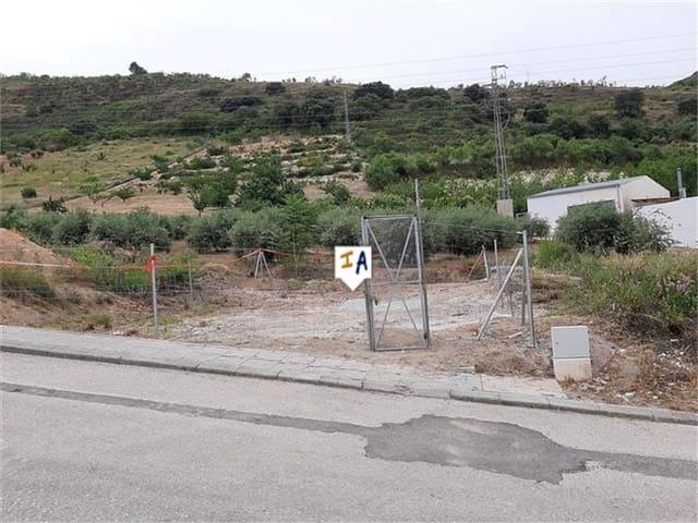 Bauplatz zu verkaufen in Castillo de Locubin - 32.000 € (Ref: 6100395)