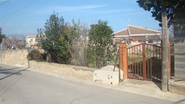 Ubebygd land til salgs i Els Reguers - € 60 000 (Ref: 3359320)