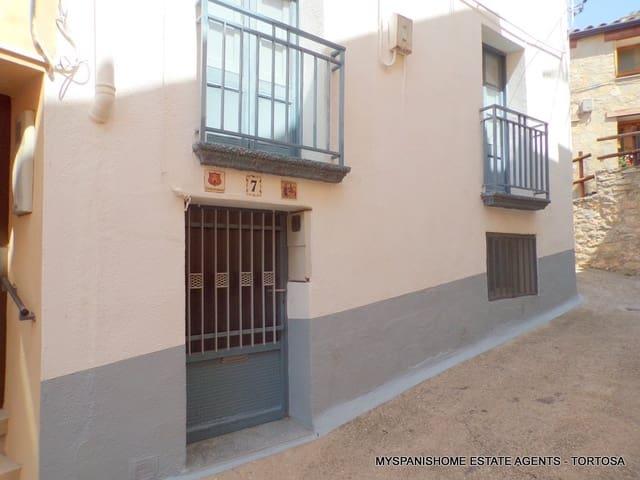 4 soveværelse Byhus til salg i Alfara de Carles - € 69.000 (Ref: 4038003)