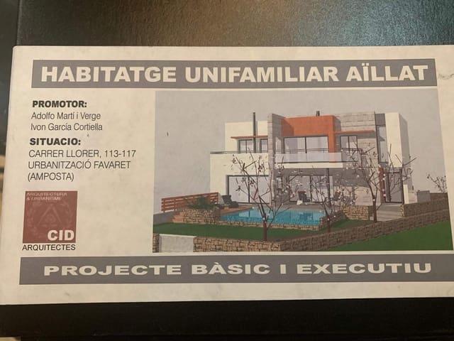 Ubebygd land til salgs i Amposta - € 70 000 (Ref: 4680030)