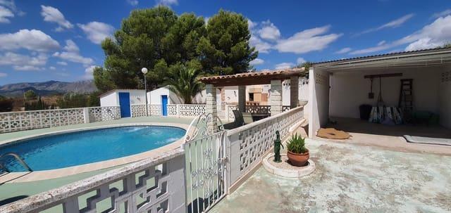4 Zimmer Finca/Landgut zu verkaufen in Salinas mit Pool - 175.000 € (Ref: 5649793)