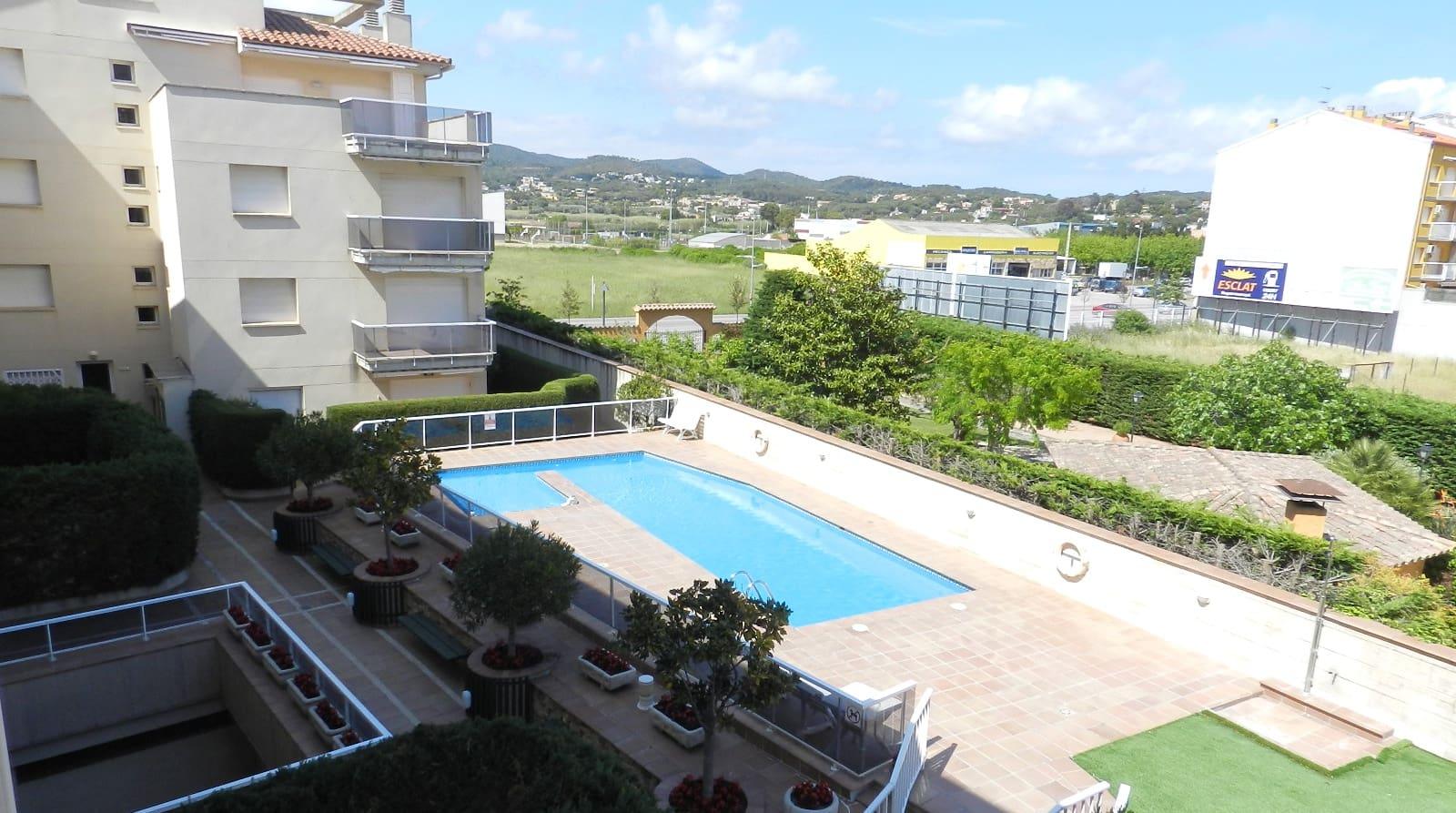 3 slaapkamer Appartement te huur in Sant Antoni de Calonge met zwembad - € 3.000 (Ref: 3429362)