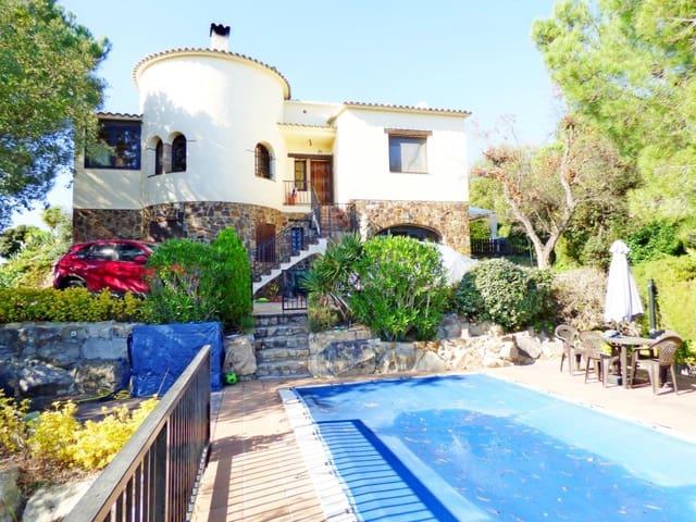 5 chambre Villa/Maison à vendre à Calonge avec piscine - 315 000 € (Ref: 5119252)