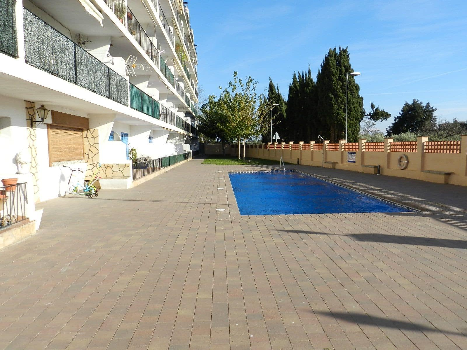 2 bedroom Apartment for rent in Calonge with pool garage - € 580 (Ref: 5119264)