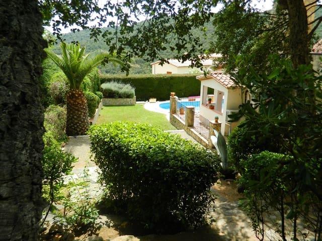 4 sypialnia Willa na sprzedaż w Calonge z basenem garażem - 385 000 € (Ref: 5119283)
