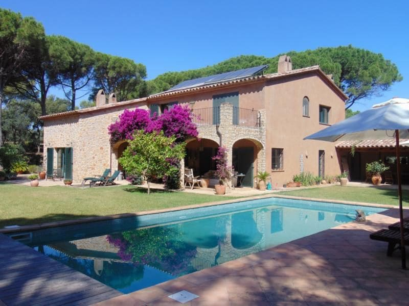 6 sypialnia Finka/Dom wiejski na sprzedaż w Pals z basenem - 1 575 000 € (Ref: 5119308)
