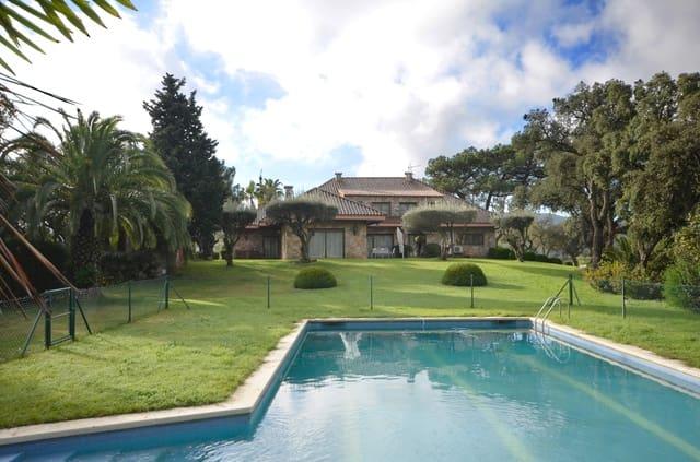 4 chambre Villa/Maison à vendre à Romanya de la Selva avec piscine - 1 650 000 € (Ref: 5119541)