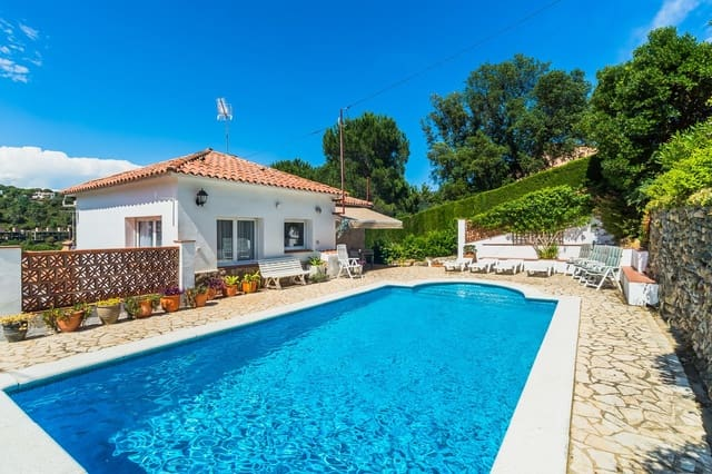 3 sovrum Villa till salu i Calonge med pool - 255 000 € (Ref: 5154281)