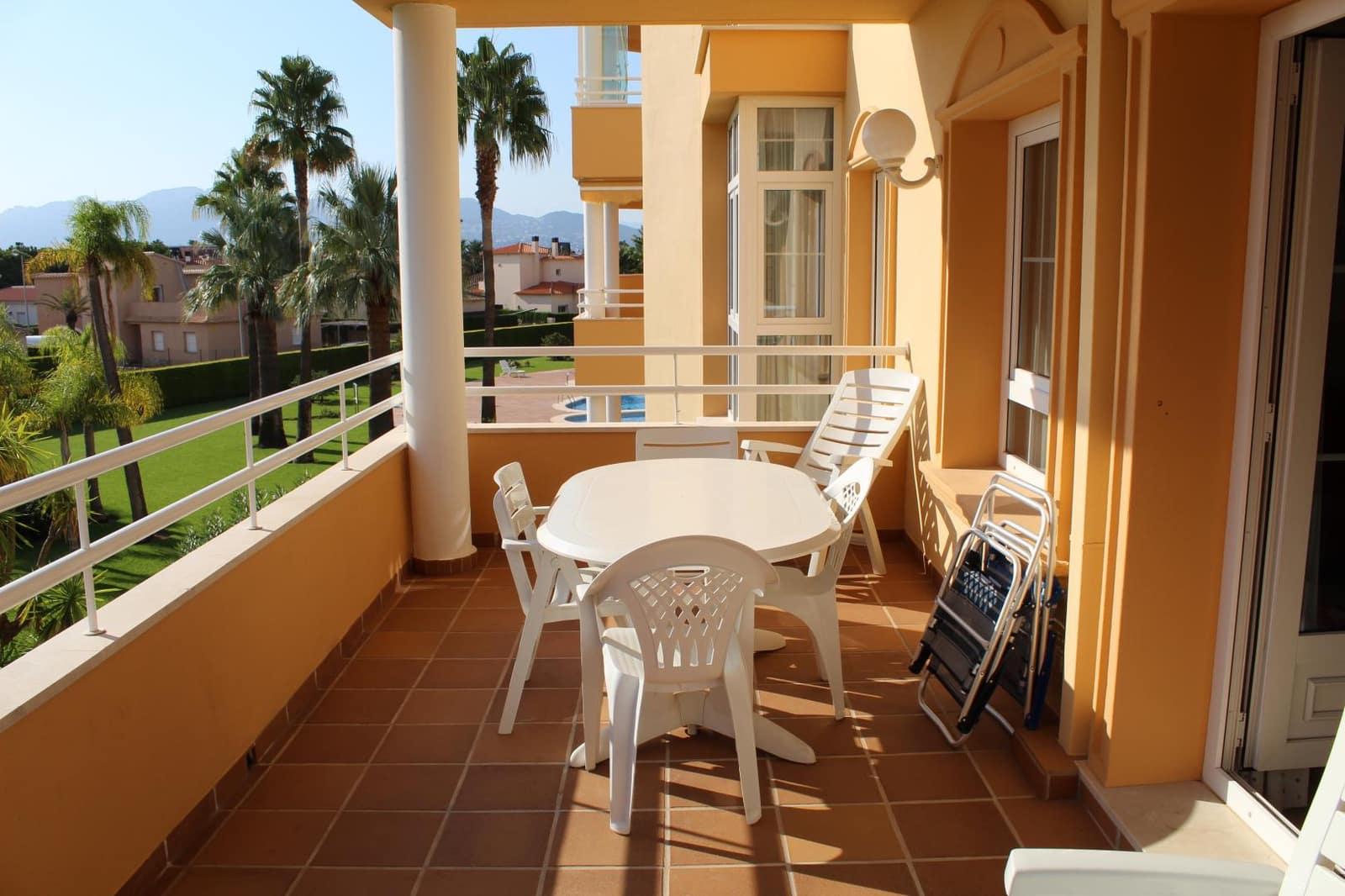3 soveværelse Lejlighed til leje i Oliva Nova - € 900 (Ref: 4801133)