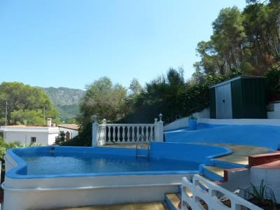 3 bedroom Villa for sale in Barraca d'Aigues Vives with pool garage - € 134,000 (Ref: 5305739)
