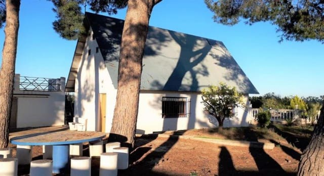 1 bedroom Villa for sale in Ontinyent with pool garage - € 76,000 (Ref: 5407767)