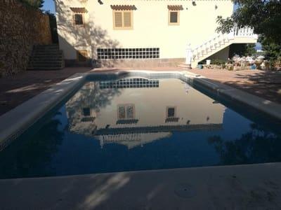 7 chambre Finca/Maison de Campagne à vendre à Oliva avec garage - 425 000 € (Ref: 5431862)