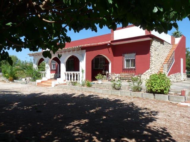 4 chambre Villa/Maison à vendre à Terrateig avec piscine - 180 000 € (Ref: 5501392)