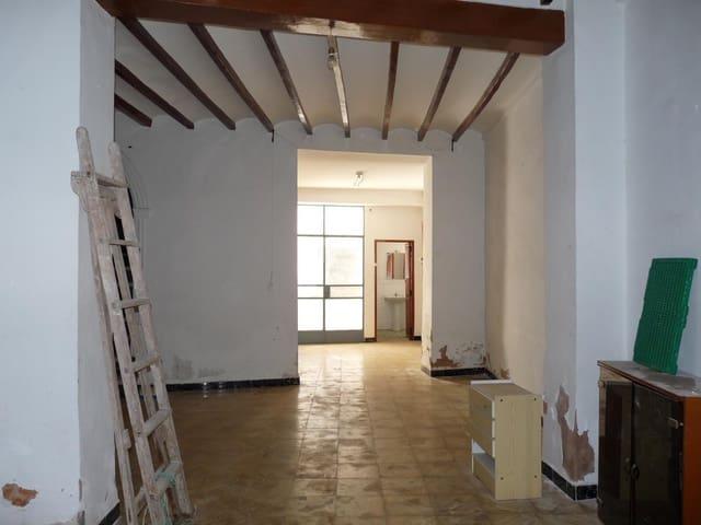 Adosado de 7 habitaciones en Pego en venta - 75.000 € (Ref: 5531910)