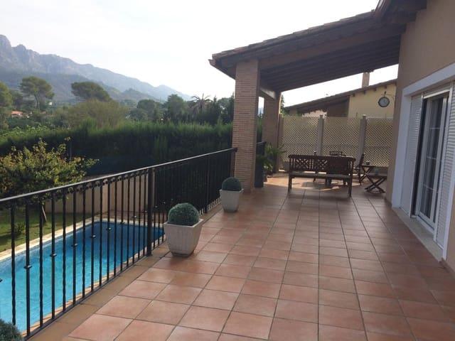 4 sovrum Villa till salu i Barraca d'Aigues Vives med pool garage - 290 000 € (Ref: 5545523)