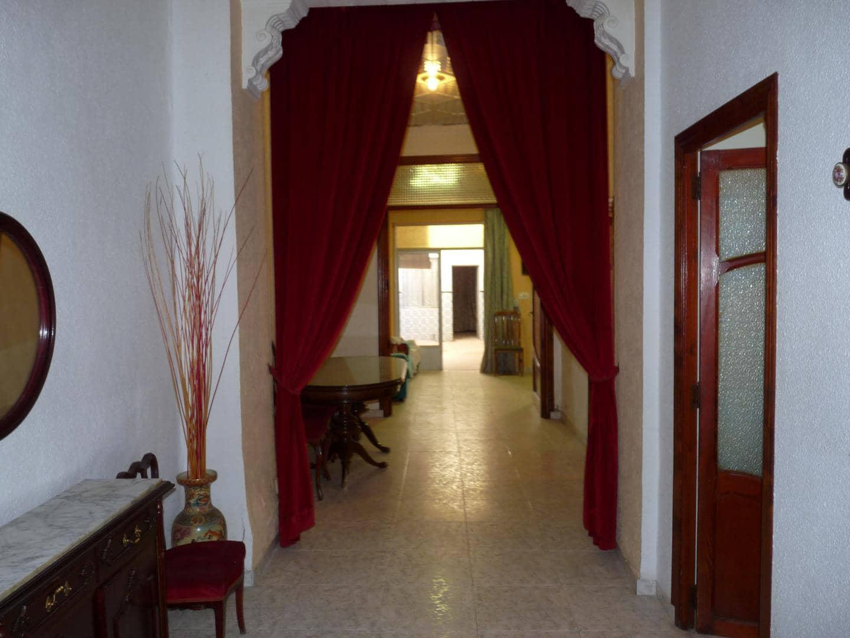 6 chambre Maison de Ville à vendre à Beniganim - 47 000 € (Ref: 5554013)