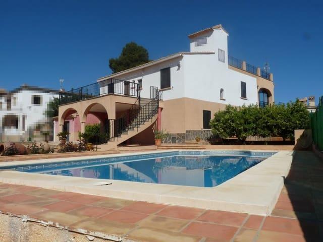 5 quarto Moradia para venda em La Font d'En Carros com piscina garagem - 460 000 € (Ref: 5566783)
