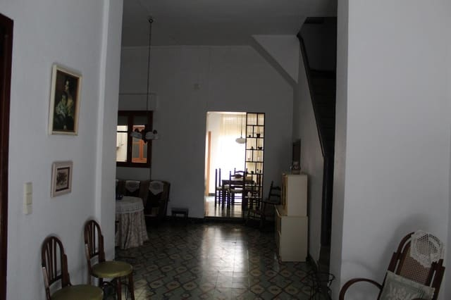 Casa de 4 habitaciones en Daimús en venta con garaje - 156.000 € (Ref: 5586930)