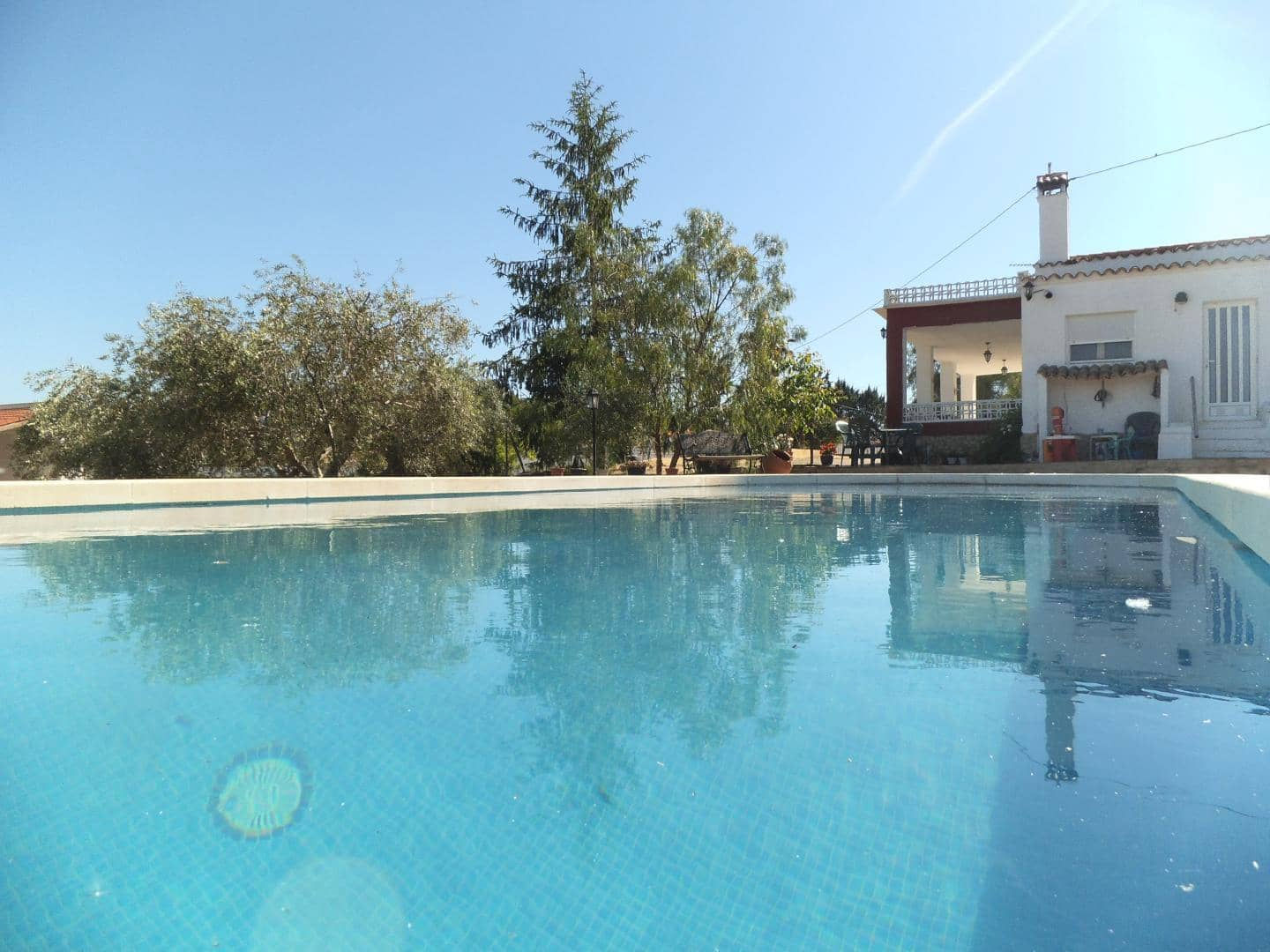 4 bedroom Villa for sale in Ontinyent with pool - € 166,000 (Ref: 5586932)