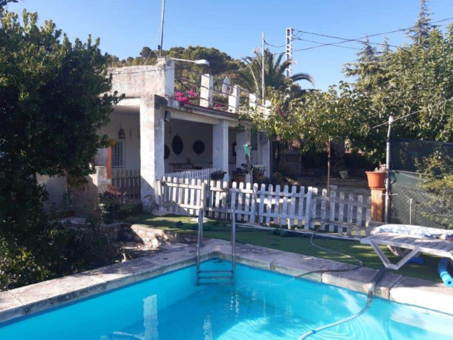 4 bedroom Villa for sale in Ontinyent with pool garage - € 70,000 (Ref: 5652421)
