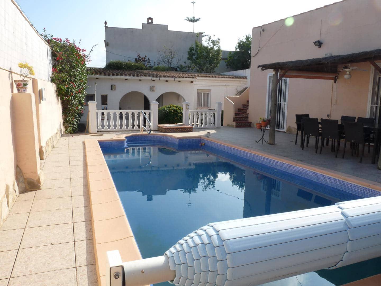5 sovrum Villa till salu i Oliva med pool garage - 295 000 € (Ref: 5739453)