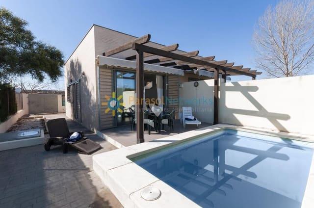 2 makuuhuone Huvila vuokrattavana paikassa Oliva mukana uima-altaan - 800 € (Ref: 5968600)
