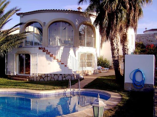 4 sovrum Villa till salu i Oliva med pool - 279 000 € (Ref: 6019560)