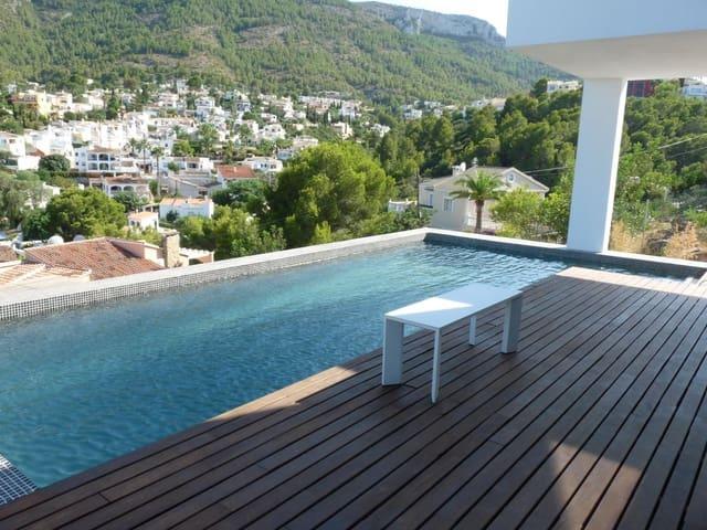 2 soveværelse Villa til salg i Denia med swimmingpool garage - € 885.000 (Ref: 6100412)
