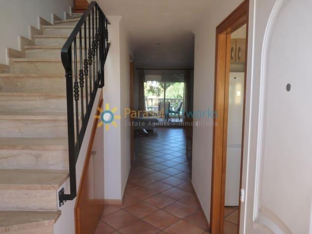 2 sovrum Radhus att hyra i Oliva Nova med garage - 700 € (Ref: 6148708)