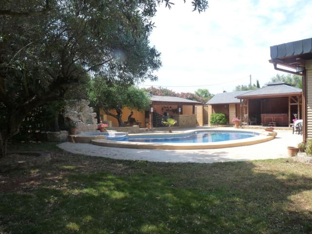 10 bedroom Commercial for sale in Benicolet with pool - € 1,200,000 (Ref: 6152679)