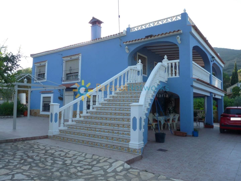3 quarto Moradia para venda em Villalonga com piscina garagem - 180 000 € (Ref: 6237553)