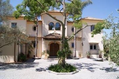 5 sovrum Villa till salu i El Paraiso med pool - 2 650 000 € (Ref: 5401189)