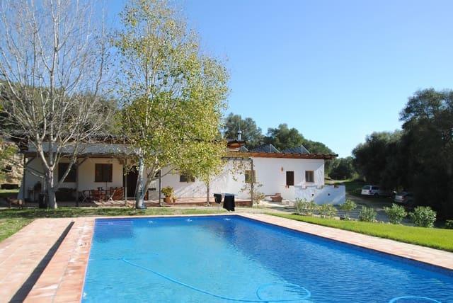6 quarto Quinta/Casa Rural para venda em Vejer de la Frontera com piscina - 495 000 € (Ref: 5785956)