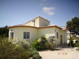 3 Zimmer Ferienvilla in Javea / Xabia mit Pool - 900 € (Ref: 136962)