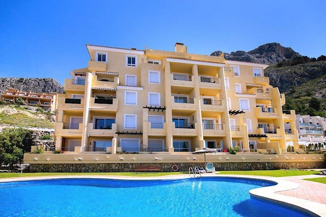 3 bedroom Penthouse for holiday rental in Altea with pool garage - € 400 (Ref: 751652)