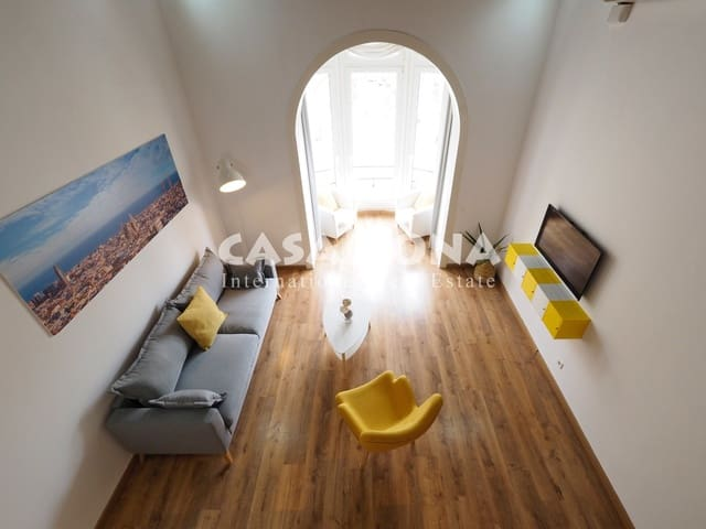 2 bedroom Apartment for rent in Barcelona city - € 3,500 (Ref: 5737933)