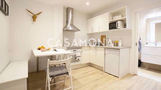 2 slaapkamer Appartement te huur in Barcelona stad - € 1.050 (Ref: 5738036)