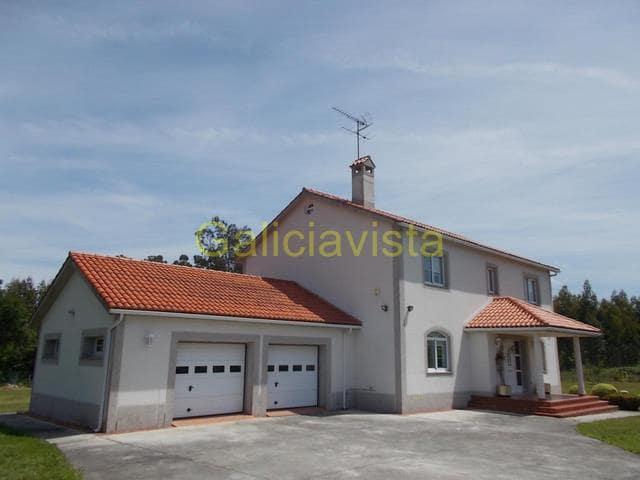 4 Zimmer Finca/Landgut zu verkaufen in Betanzos mit Garage - 199.000 € (Ref: 4336083)