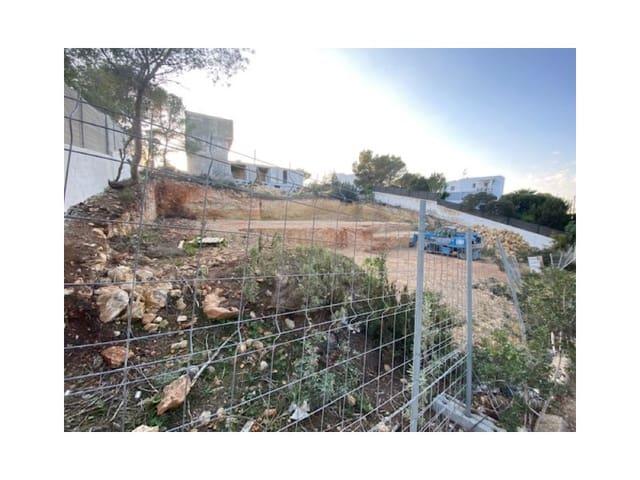 Byggetomt til salgs i San Jose / Sant Josep de Sa Talaia - € 590 000 (Ref: 5973490)