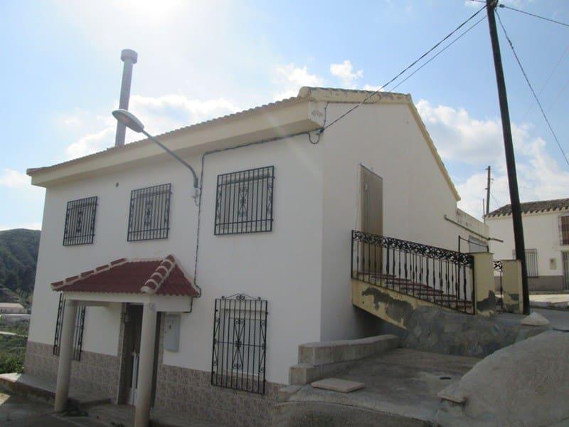 Finca/Casa Rural de 3 habitaciones en Oria en venta - 96.000 € (Ref: 4304628)