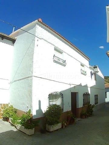 3 chambre Maison de Ville à vendre à Armuna de Almanzora - 75 000 € (Ref: 4637638)