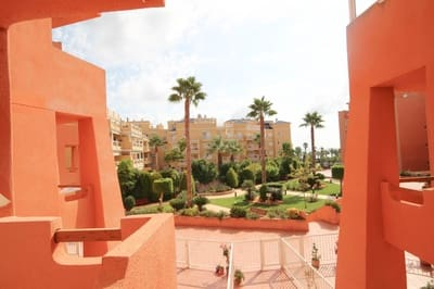 2 Bedroom Apartment For Sale In Cabo Roig With Pool