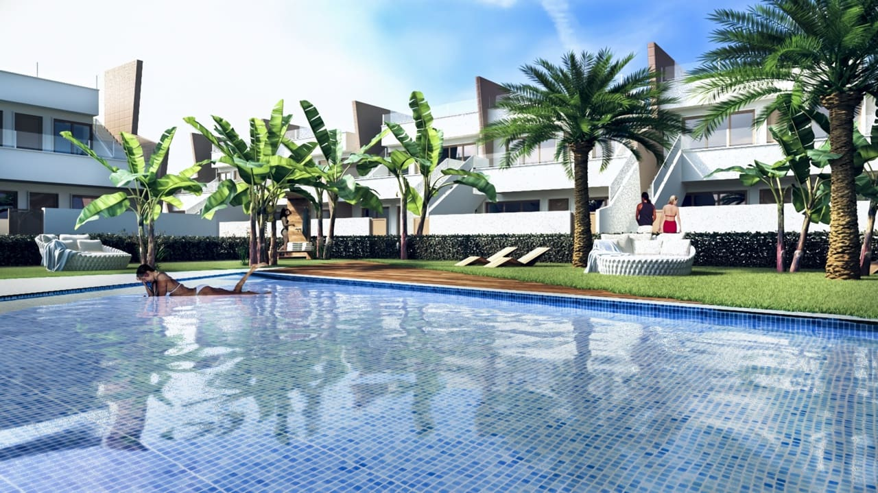 Apartamento de 3 habitaciones en Pilar de la Horadada en venta - 182.900 € (Ref: 4482869)