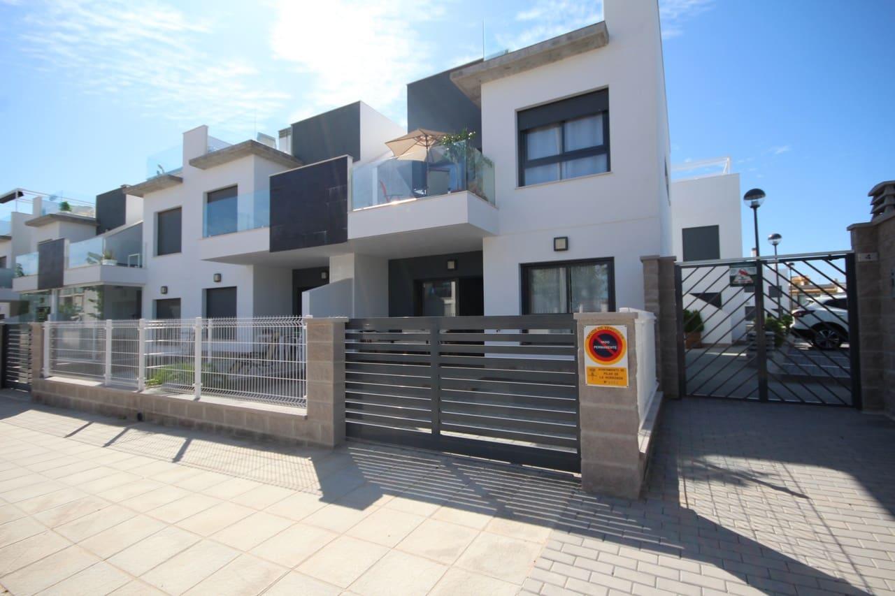 Apartamento de 2 habitaciones en Pilar de la Horadada en venta con piscina - 170.000 € (Ref: 4799388)