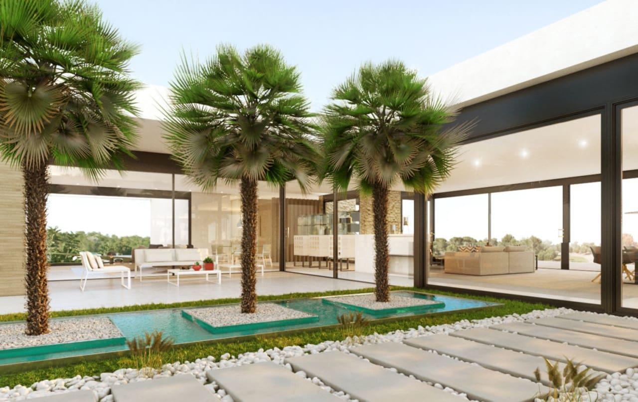 Chalet de 4 habitaciones en Las Colinas Golf en venta con piscina - 3.350.000 € (Ref: 4884621)