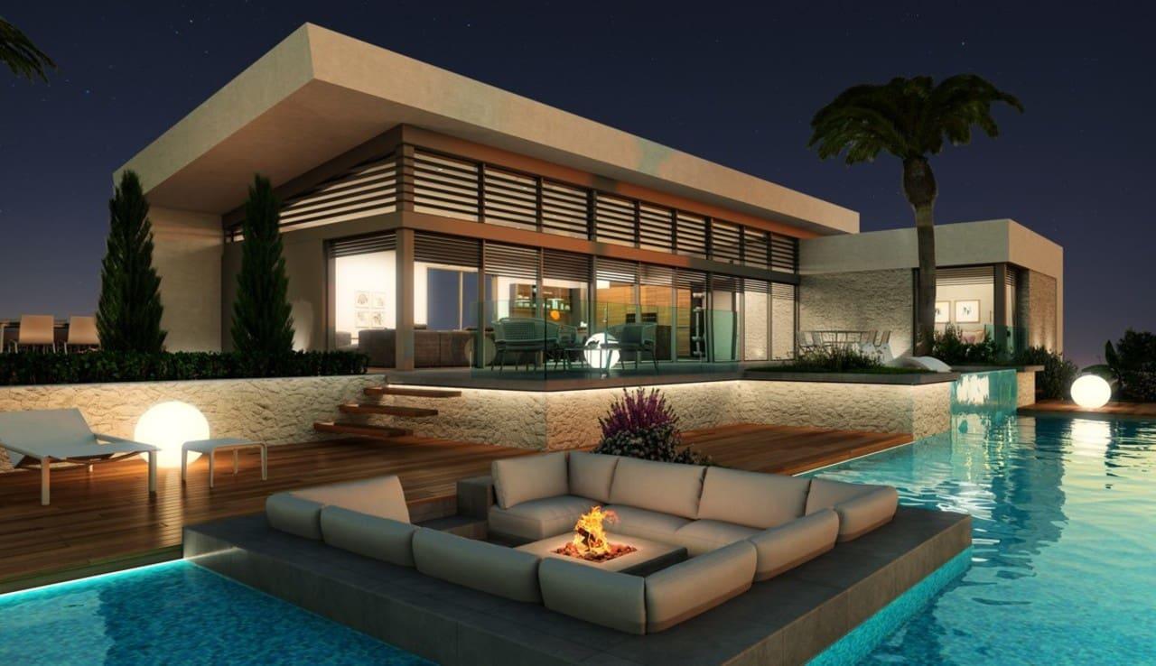 Chalet de 4 habitaciones en Las Colinas Golf en venta con piscina - 1.260.000 € (Ref: 4912302)
