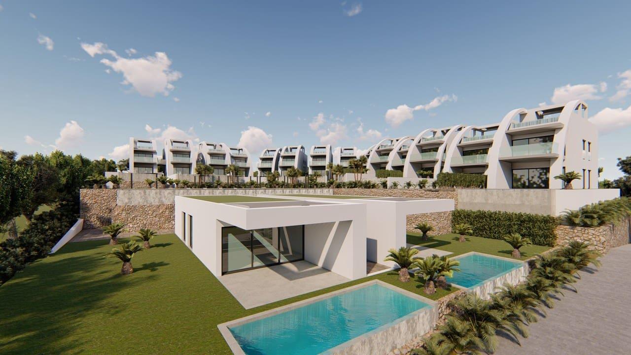 3 sovrum Lägenhet till salu i Ciudad Quesada med pool - 875 000 € (Ref: 4954809)