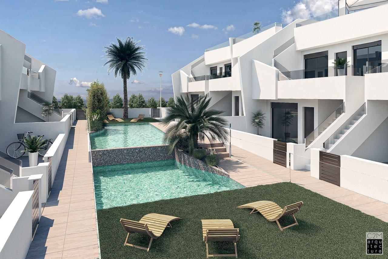 3 bedroom Villa for sale in San Pedro del Pinatar with pool - € 239,900 (Ref: 5087125)